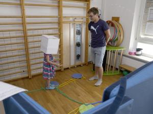 Educational Robotics im Kindergarten