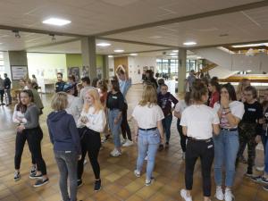 Erasmus Flashmob