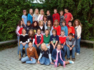 Klassenfotos 2006-07