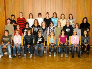 Klassenfotos 2007-08