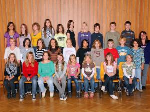 Klassenfotos 2008-09