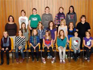 Klassenfotos 2010-11