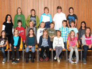 Klassenfotos 2011-12
