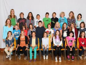 Klassenfotos 2012-13