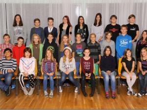 Klassenfotos 2013-14