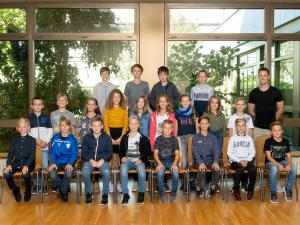 Klassenfotos 2018-19