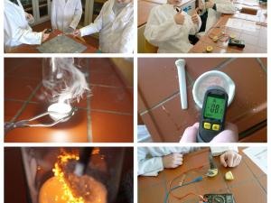 Naturwissenschaftliches Labor Chemie 4A