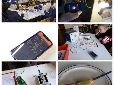 Naturwissenschaftliches Labor Physik 8Bn