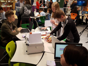 Robotik - Interpädagogica 2018