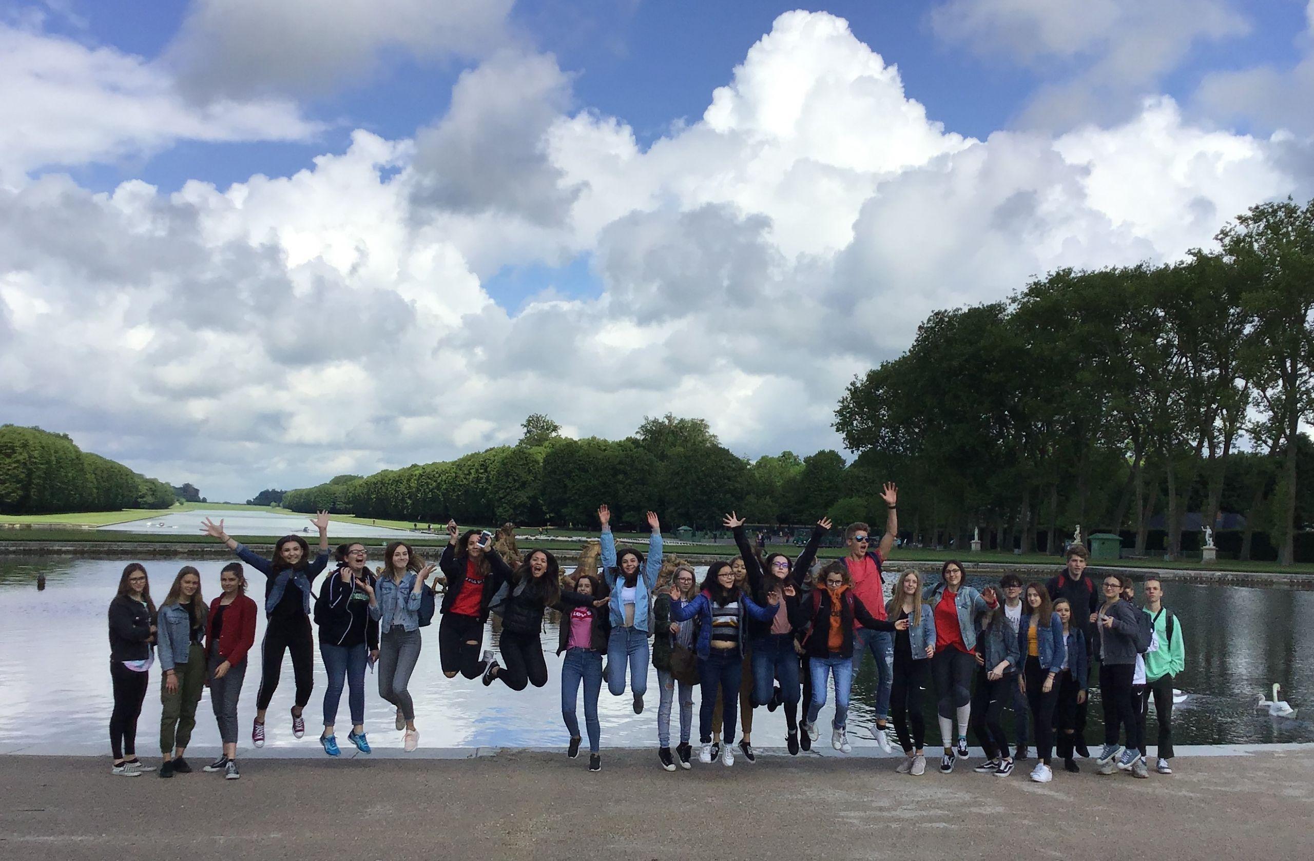 Erasmus Reise