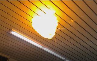 Feuer und Flamme im Realgymnasium