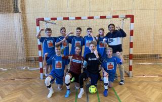 Fußballmannschaft U15 des Gymnasiums Hartberg baut Rekordserie aus!