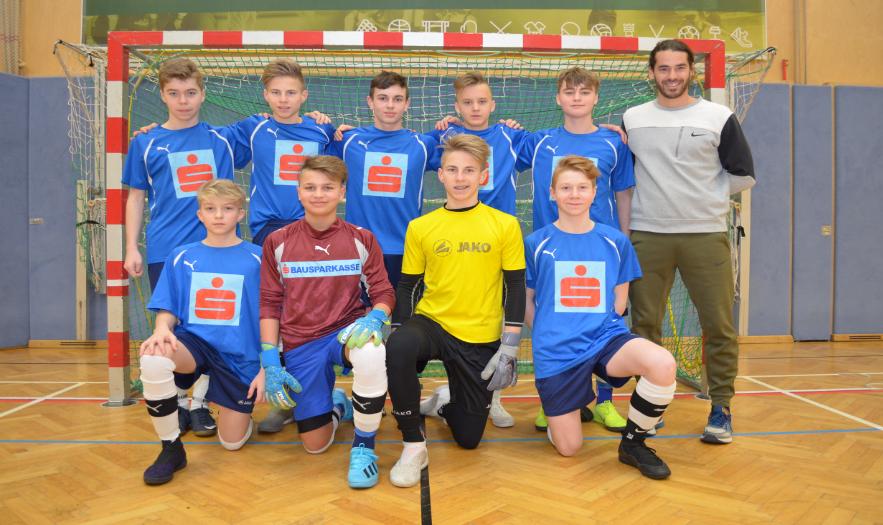 Finale- Steirische Landesmeisterschaft Schülerliga U15- Fußball