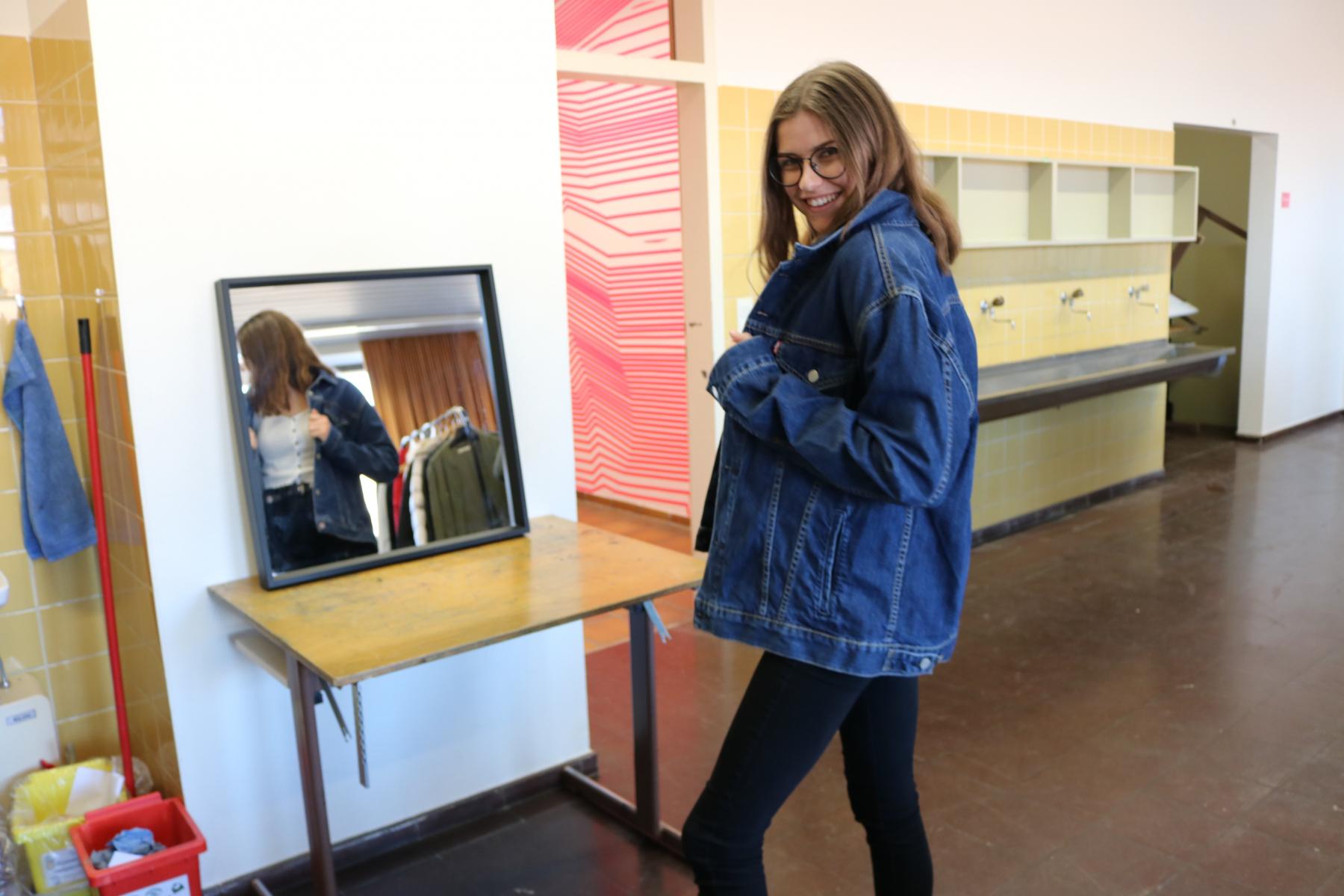 Tauschhandel im Gymnasium Hartberg