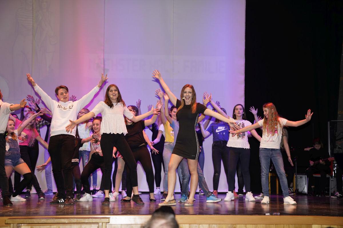 Musical des Gymnasium Hartberg